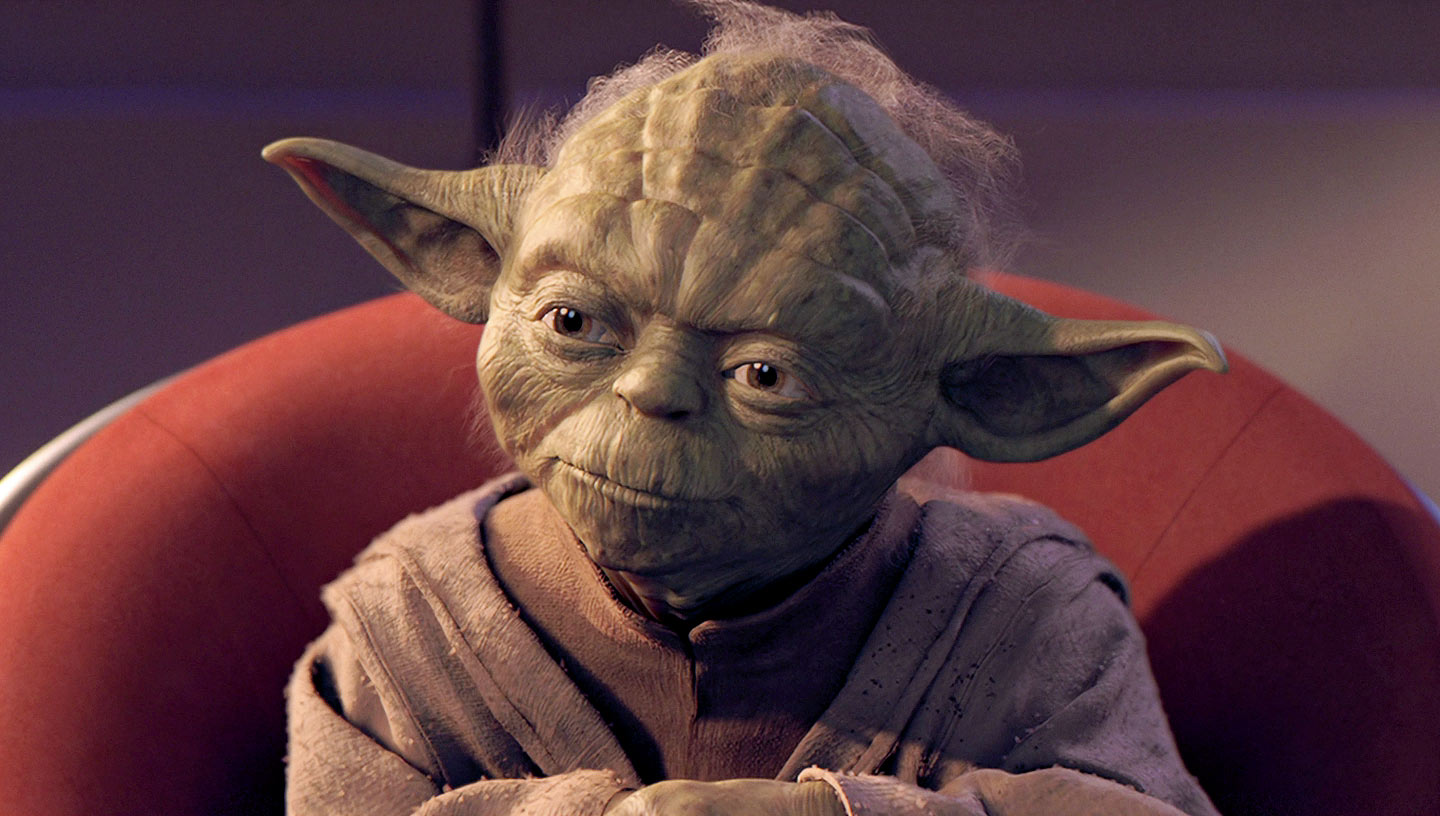 a spiritual interview with master yoda of star wars fictional interviews. Black Bedroom Furniture Sets. Home Design Ideas