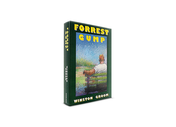 Forrest Gump the Book by Winston Groom